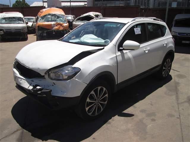 Code 2 2011 Nissan Qashqai In Gauteng Johannesburg 418426