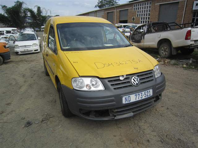 2007 VOLKSWAGEN 1.6 L CADDY