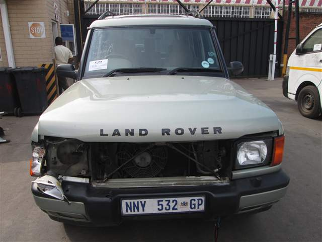 2002 LAND ROVER DISCOVERY V8 A/T