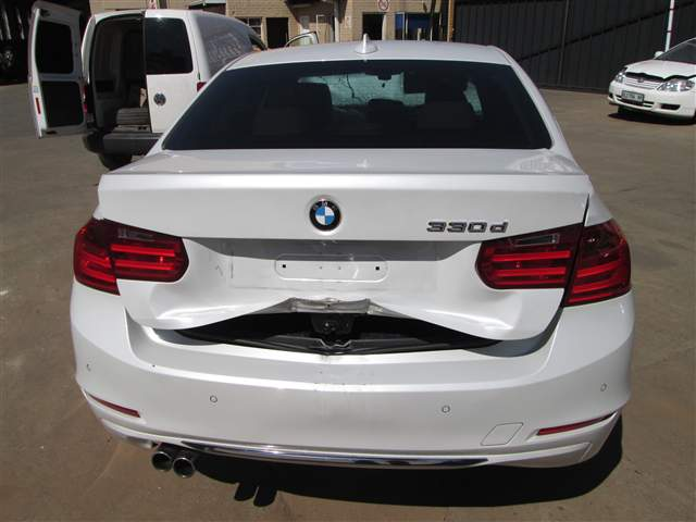 code unknown 2013 bmw 330d f30 in gauteng johannesburg 418334. Black Bedroom Furniture Sets. Home Design Ideas