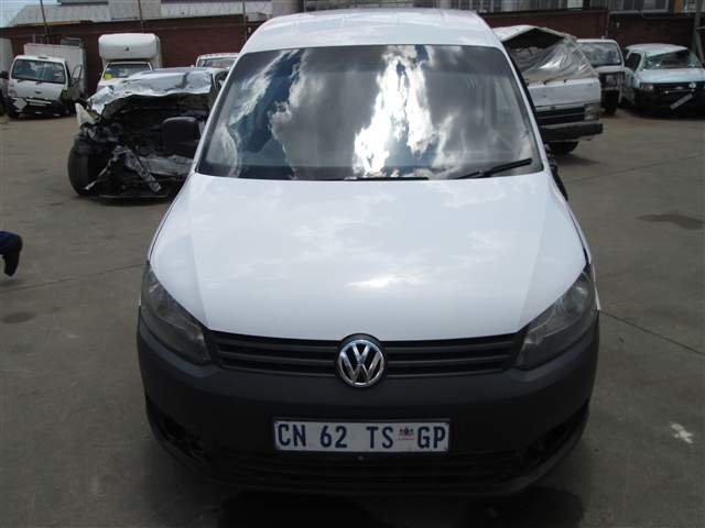 2013 VOLKSWAGEN 1.6 L CADDY