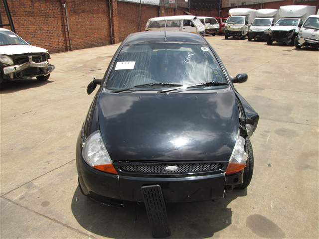 ford ka salvage cars for sale south africa. Black Bedroom Furniture Sets. Home Design Ideas