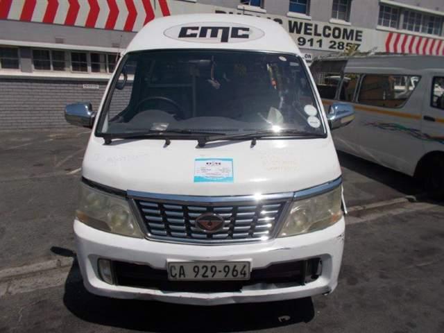 2011 CMC AMANDLA 2.2i