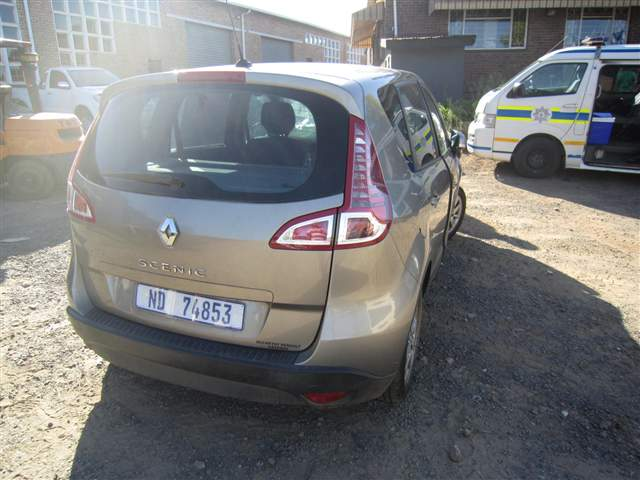 2011 RENAULT SCENIC 1.6 EXPRESSION