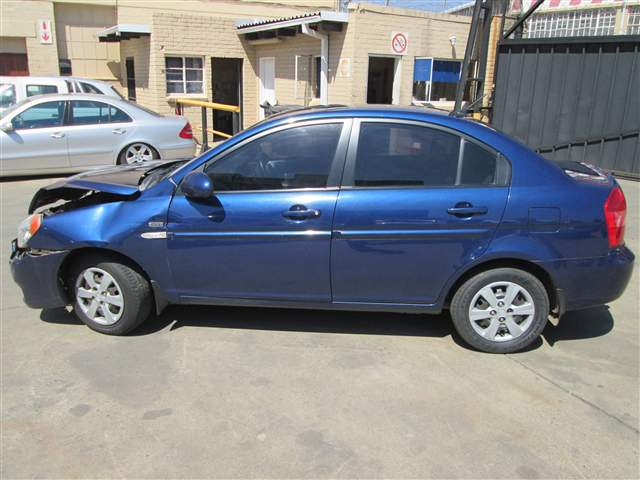 code unknown 2009 hyundai accent 1 6 gls in gauteng. Black Bedroom Furniture Sets. Home Design Ideas