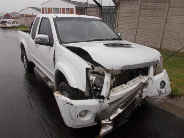 2009 ISUZU KB 300 TDi D/CAB LX