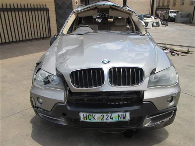 2008 BMW X5 3.0d