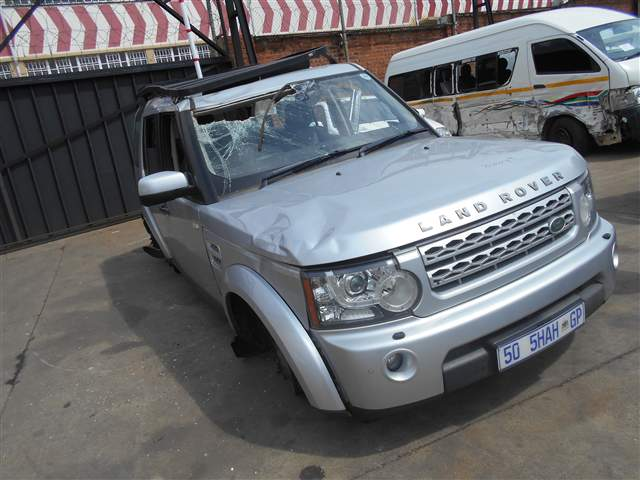 2011 LAND ROVER DISCOVERY 4 V6 SE