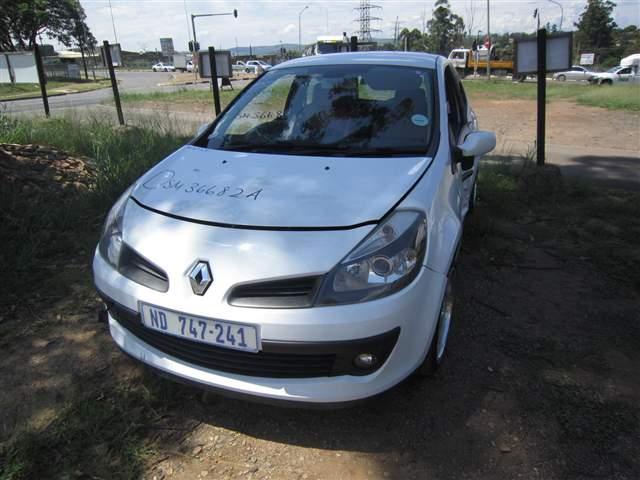 2009 RENAULT CLIO 1.6 DYNAMIQUE 3dr