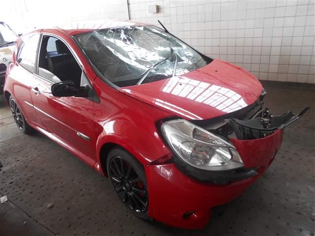 2007 RENAULT CLIO SPORT 2.0 16V