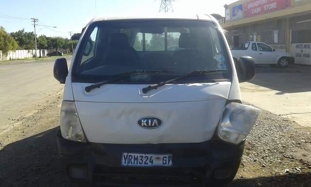 2007 KIA K 2700