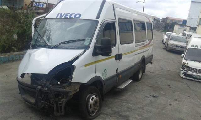 2013 IVECO 50 C15