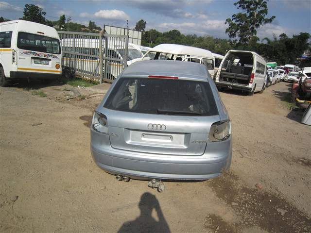 2004 AUDI A3 2.0 FSi ATTRACTION