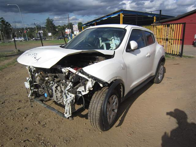 Nissan Juke Salvage Cars For Sale South Africa