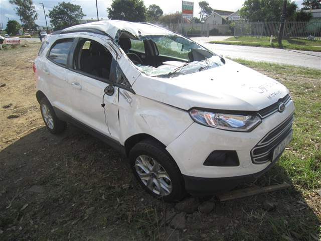 2013 FORD ECOSPORT 1.0 A/C