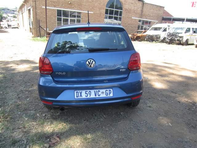 Code unknown 2015 volkswagen polo 1 2 trendline in kwazulu for Polo 7 interieur trendline