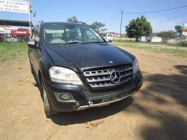 2009 MERCEDES-BENZ ML 350 A/T