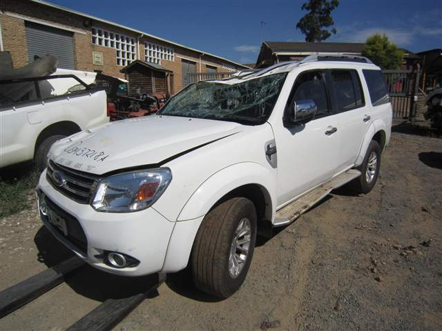 2013 FORD EVEREST 3.0 TDCI XLT