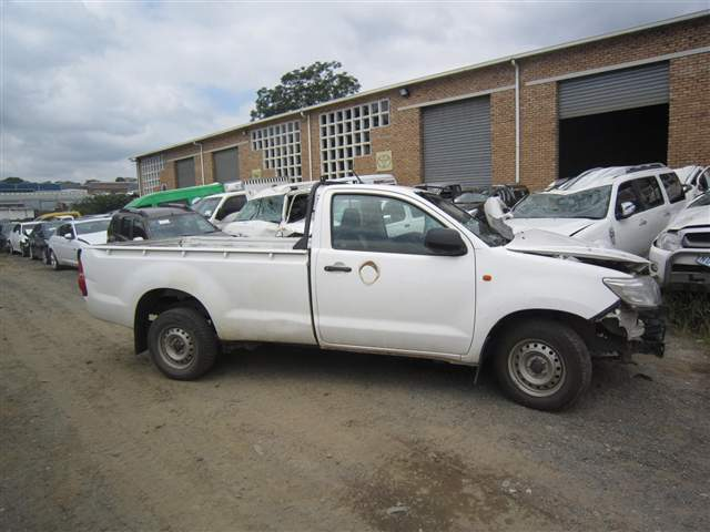 Code Unknown 2012 Toyota Hilux 2 0 Vvti In Kwazulu Natal Pietermaritzburg 417829
