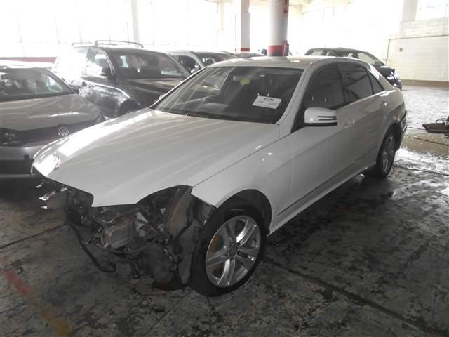 2012 MERCEDES-BENZ E300 A/T