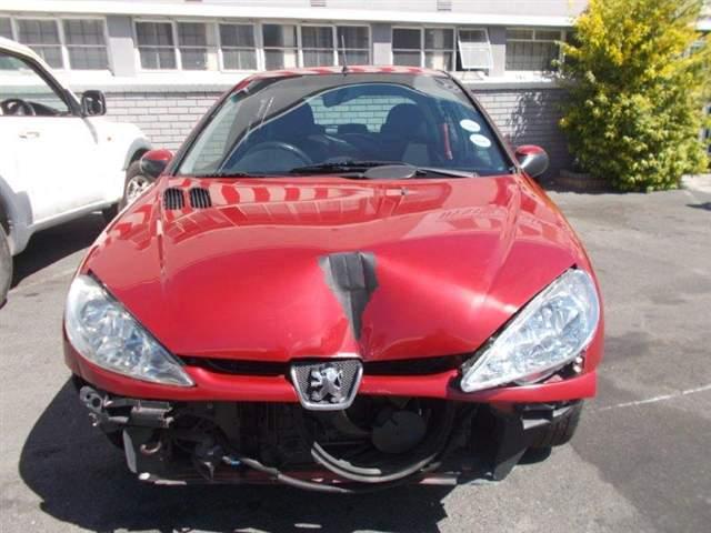 2005 PEUGEOT 206 1.4 XR