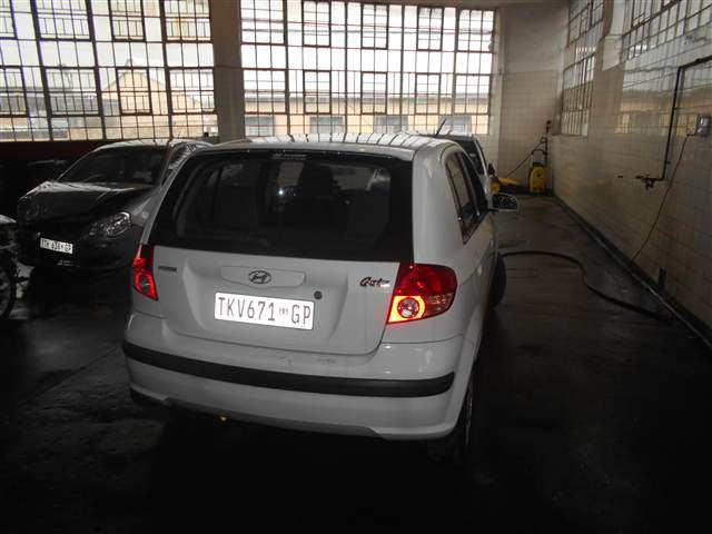 Code Unknown 2005 Hyundai Getz 1 5 In Gauteng Johannesburg