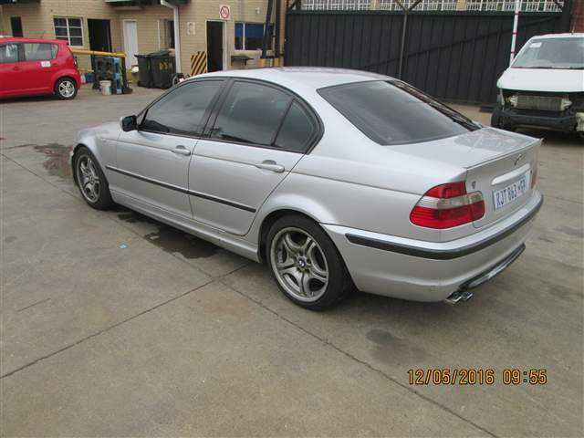 code unknown 2004 bmw 320i e46 in gauteng johannesburg 417729. Black Bedroom Furniture Sets. Home Design Ideas