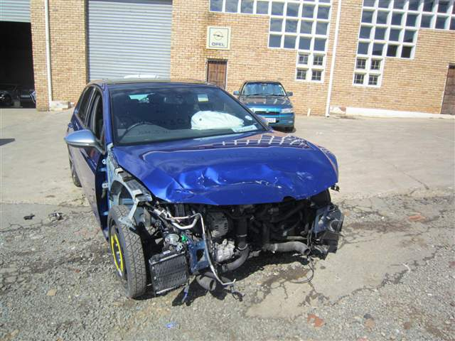 2014 VOLKSWAGEN GOLF 7 GTI TSI 2.0 A/C