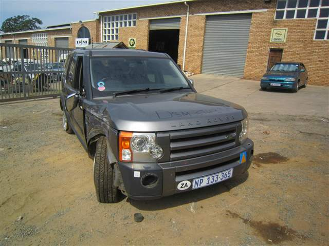 2007 LAND ROVER DISCOVERY 3 V6 S A/T
