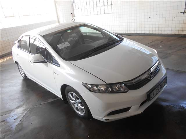 2013 HONDA CIVIC 1.6 COMFORT