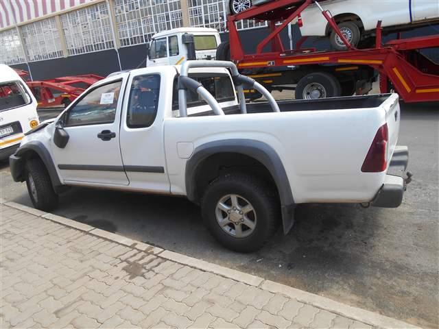Code Unknown 2008 Isuzu Kb 250d In Gauteng Johannesburg