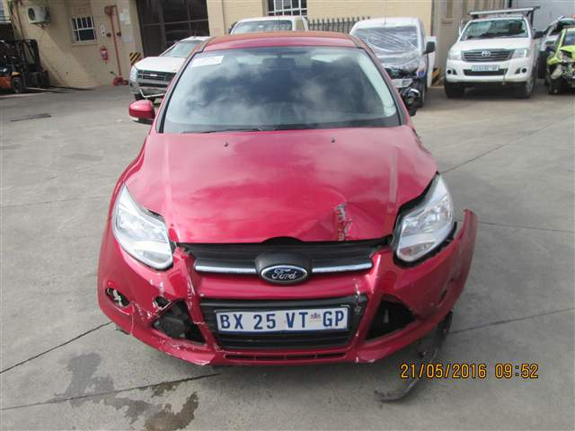 2012 FORD FOCUS 1.6i AMBIENTE 5Dr