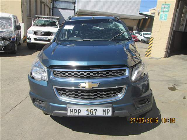 2015 CHEVROLET TRAILBLAZER 2.5D LT 4X2