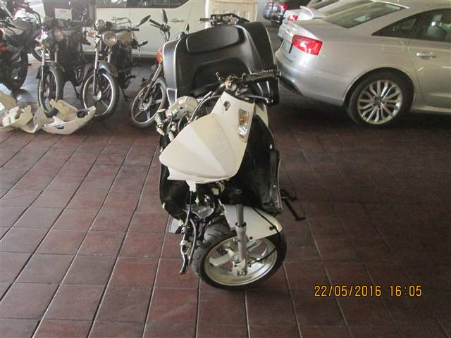 2015 BIG BOY SCOOTERS 150T29
