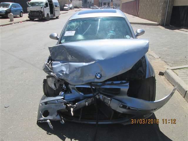 2005 BMW 120 D