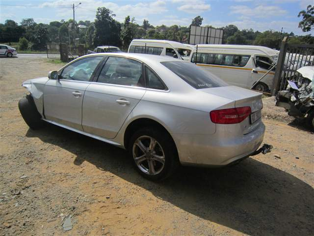 2014 Toyota Corolla For Sale >> Code-Unknown 2013 AUDI A4 1.8 T in KwaZulu-Natal ...