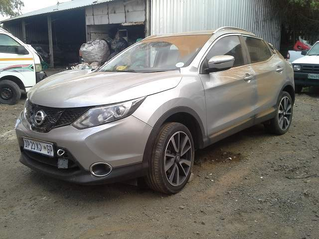 Code Unknown 2015 Nissan Qashqai In Gauteng Johannesburg