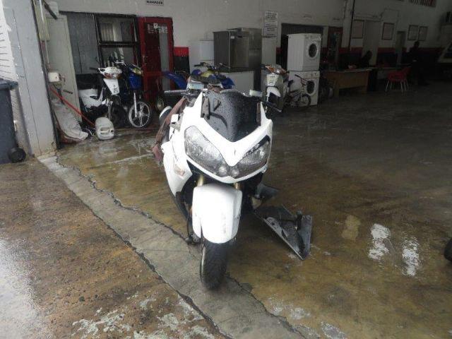 2007 KAWASAKI M/CYCLE 1400 GTR