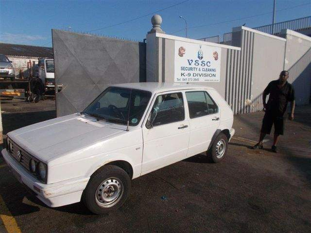 Volkswagen Citi Golf 1 4 Salvage Damaged Cars For Sale Page