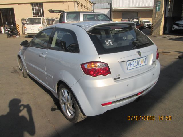 Code Unknown 2007 Proton Satria Neo 1 6 In Gauteng 597587
