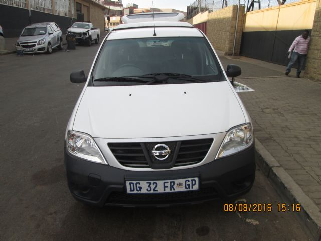 2014 NISSAN NP200 1.5 DCI A/C