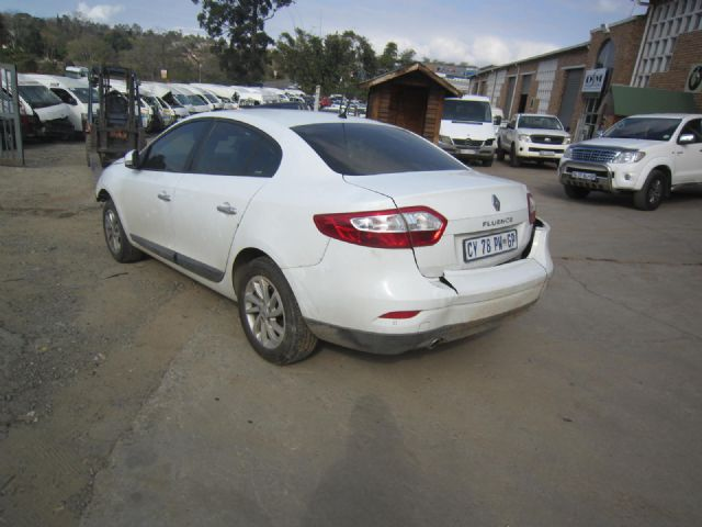 2014 RENAULT FLUENCE 1.6 EXPRESSION