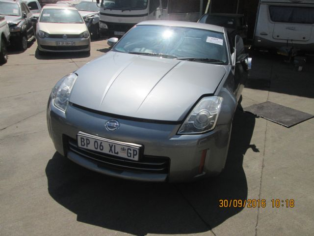 Nissan 350z Coupe Salvage Damaged Cars For Sale Page