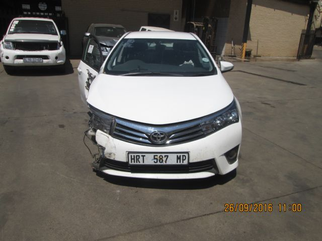 Toyota Corolla 1 6 Esteem Salvage Damaged Cars For Sale Page