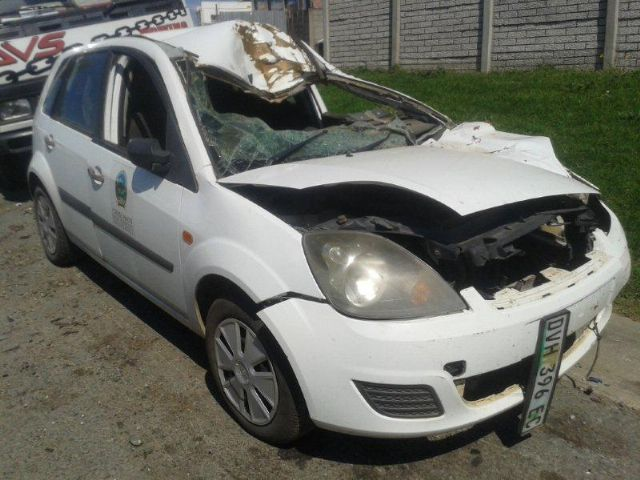 Ford Fiesta 1 4i Salvage Damaged Cars For Sale Page