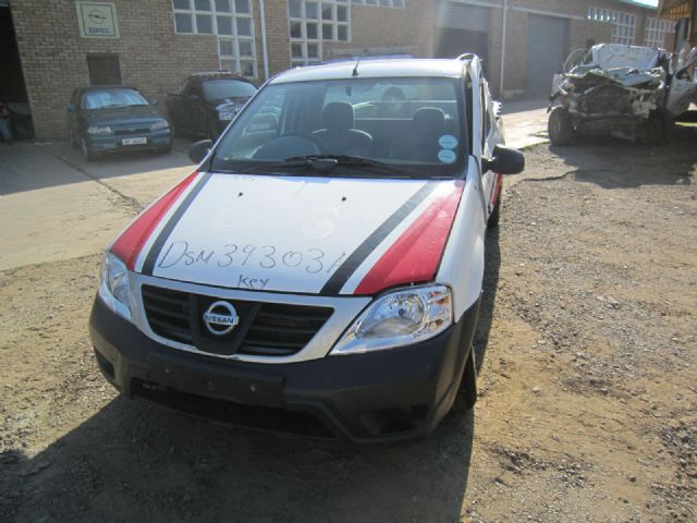 2015 NISSAN NP200 1.5 DCI A/C