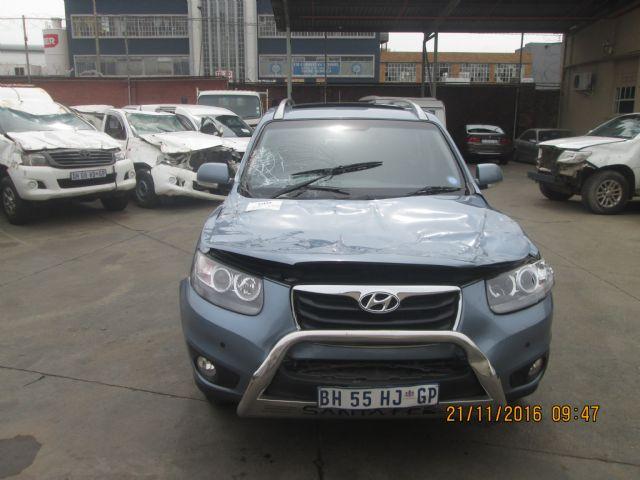 2011 HYUNDAI SANTA FE 2.2 GLS CRDI 4X4