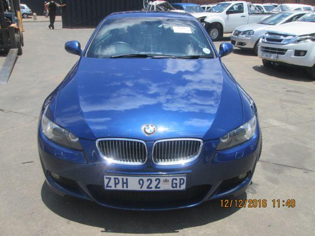 2010 BMW 330i E93 A/T