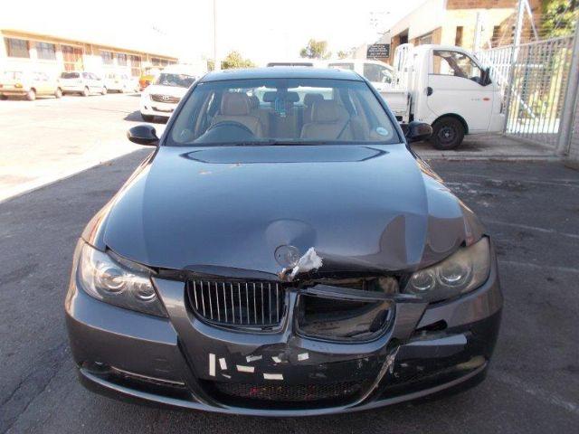 2005 BMW 320d A/T (E46)F/L