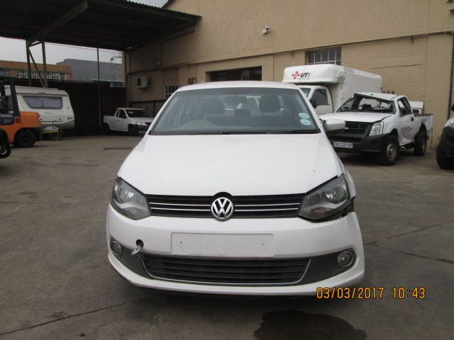 Volkswagen Polo 1 4 Comfortline Salvage Damaged Cars For